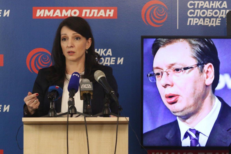 Prisluškivan Vacić, a ne Vučić
