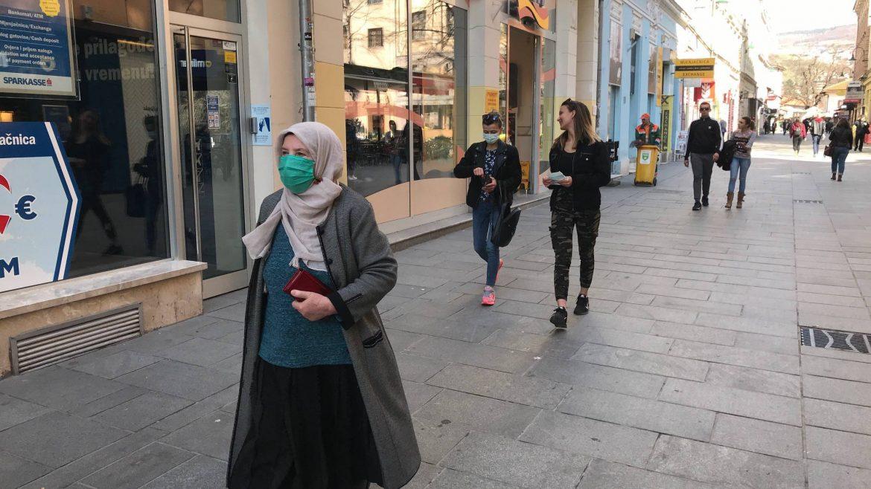 Zabrana kretanja u Sarajevu