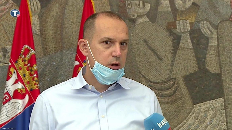 Lončar: Bolnice popunjene 90 odsto, nema govora o popuštanju mera