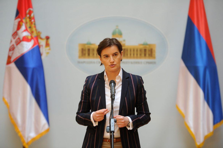 Brnabić: Đilas bi da se vrati na vlast i ponovo krade građane