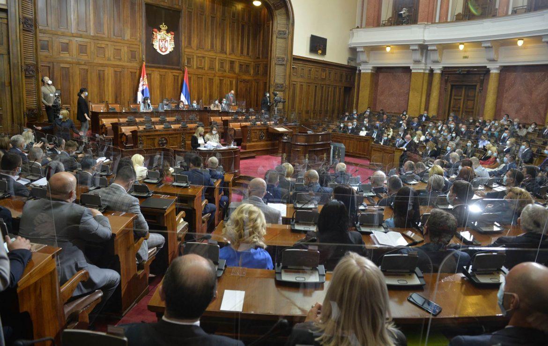 Skupština Srbije danas o Zakonu o klimatskim promenama