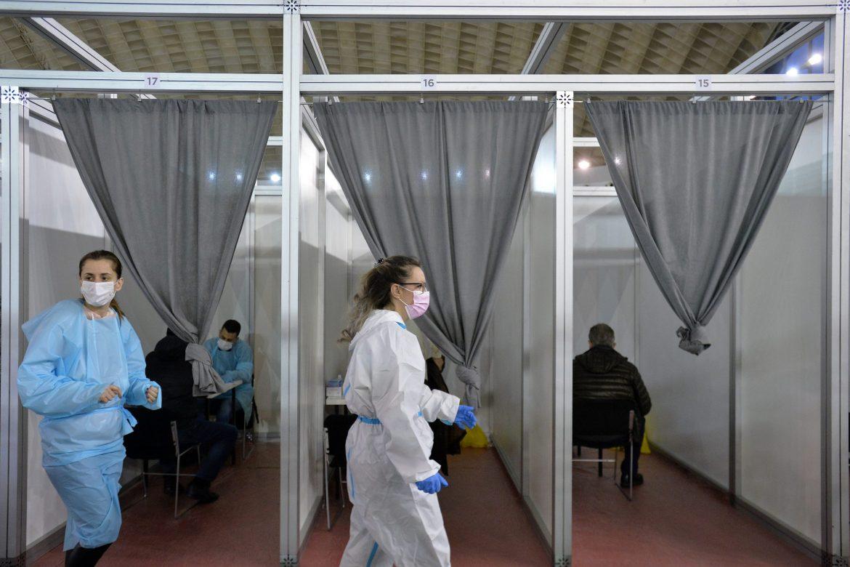 Lađević: U bolnicama i oni koji su primili prvu dozu
