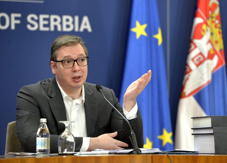 Vučić danas razgovara s predstavnicima Sinofarma