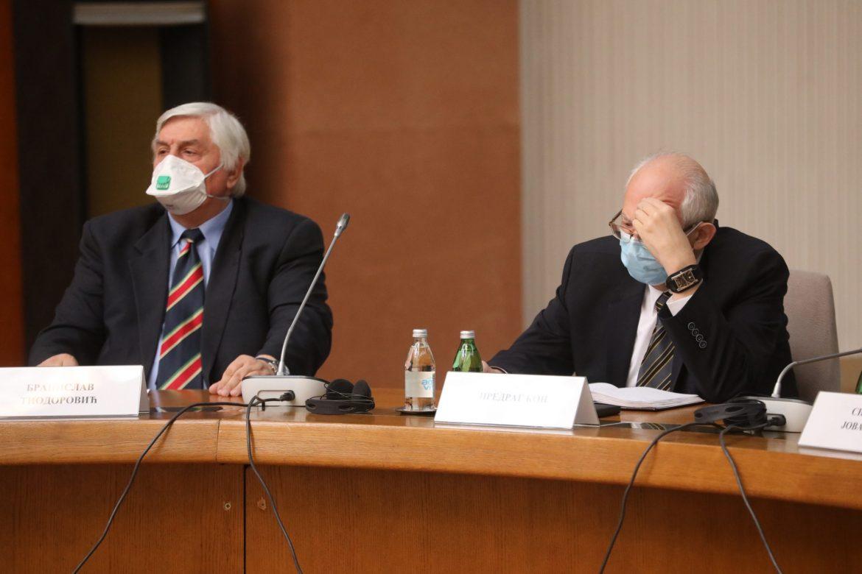 Tiodorović: Moraćemo sigurno da produžimo mere i u sledećoj nedelji