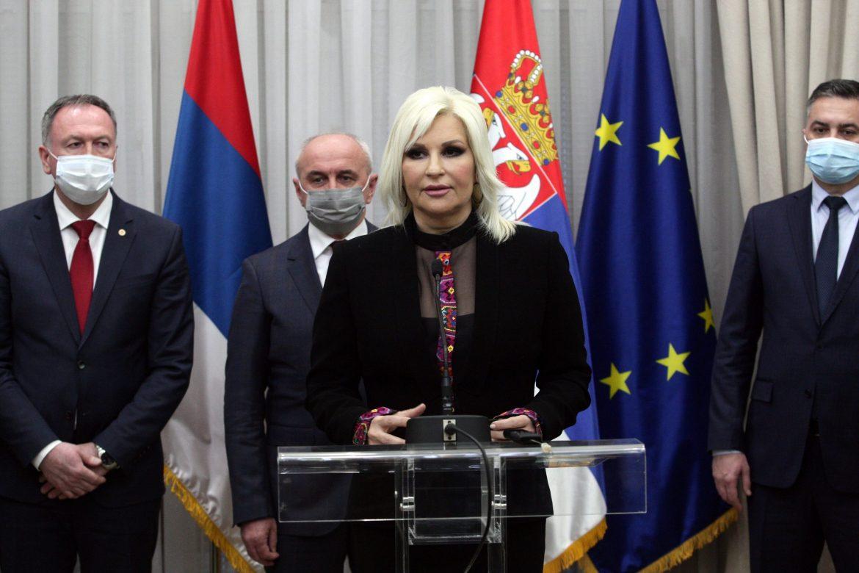 Mihajlović: Uskoro sporazum o gasifikaciji