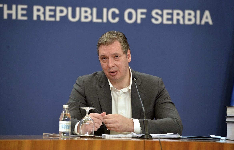 Vučić: Pustite Krik da radi posao, to je demokratija