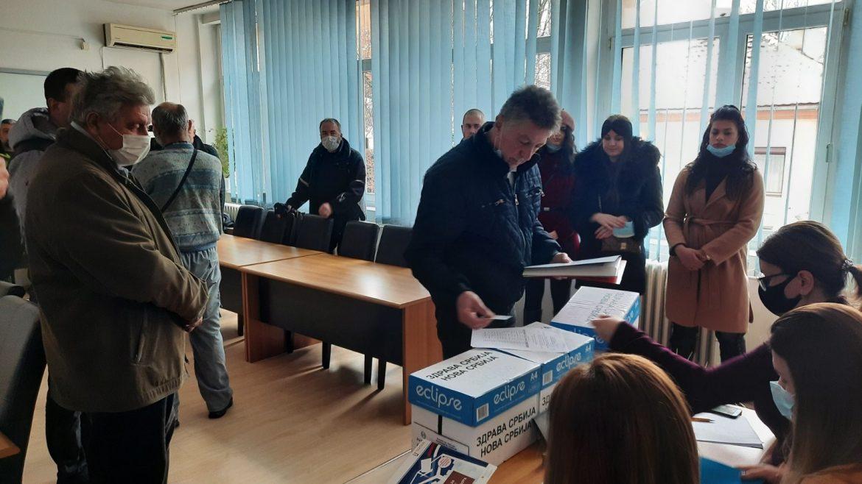 Lokalni izbori u Kosjeriću 28.marta