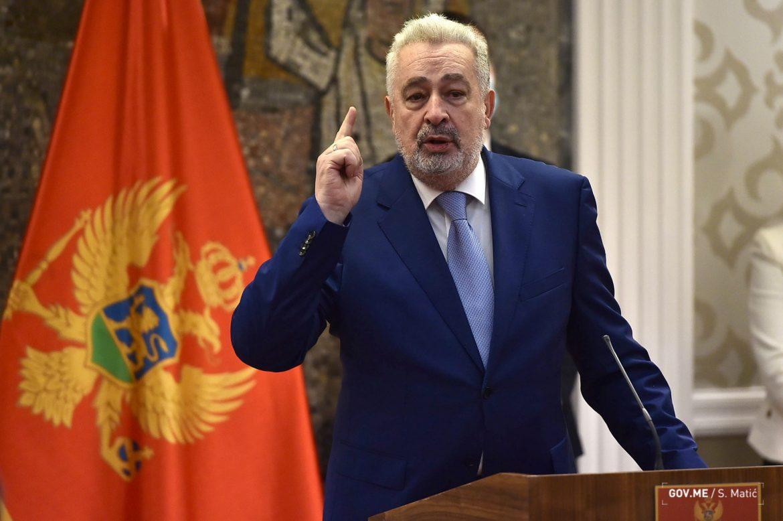 Krivokapić: Prihvatio sam da razgovaramo o rekonstrukciji vlade