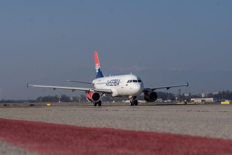 Er Srbija od 22. marta povećava broj letova od Beograda do Njujorka