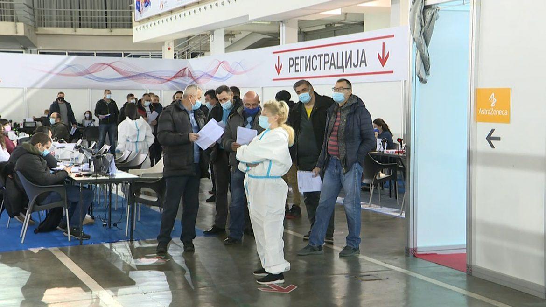 I danas u Beogradu na Sajmu vakcinacija bez zakazivanja AstraZenekom