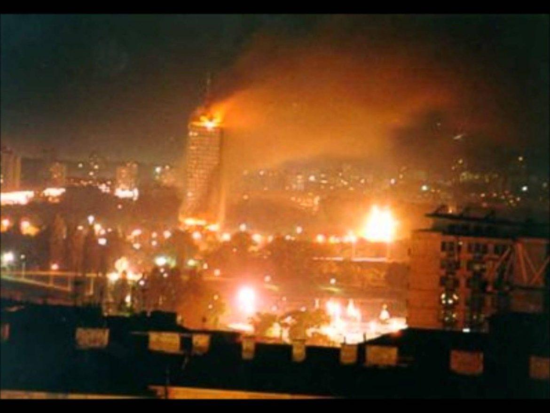 Pre 22 godine, na današnji dan, počelo NATO bombardovanje SR Jugoslavije