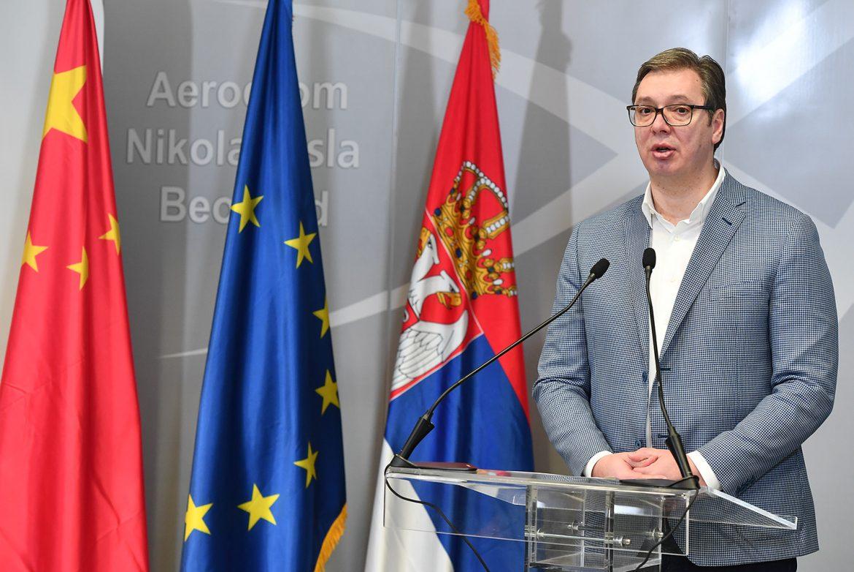 Vučić: Odluka EU o uvodjenju kovid pasoša bila bi skandalozna