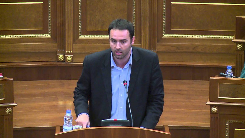 Glauk Konjufca predsednik novog saziva kosovske skupštine