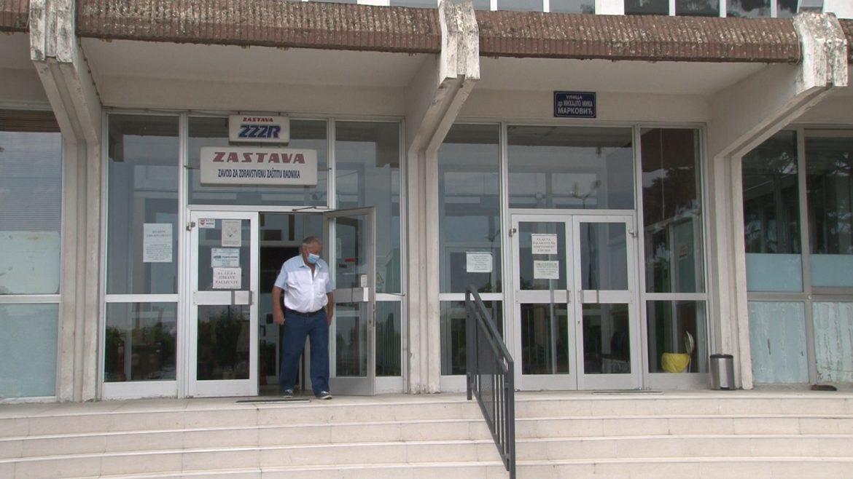 Kragujevac: Zastavina ambulanta od sutra u kovid sistemu