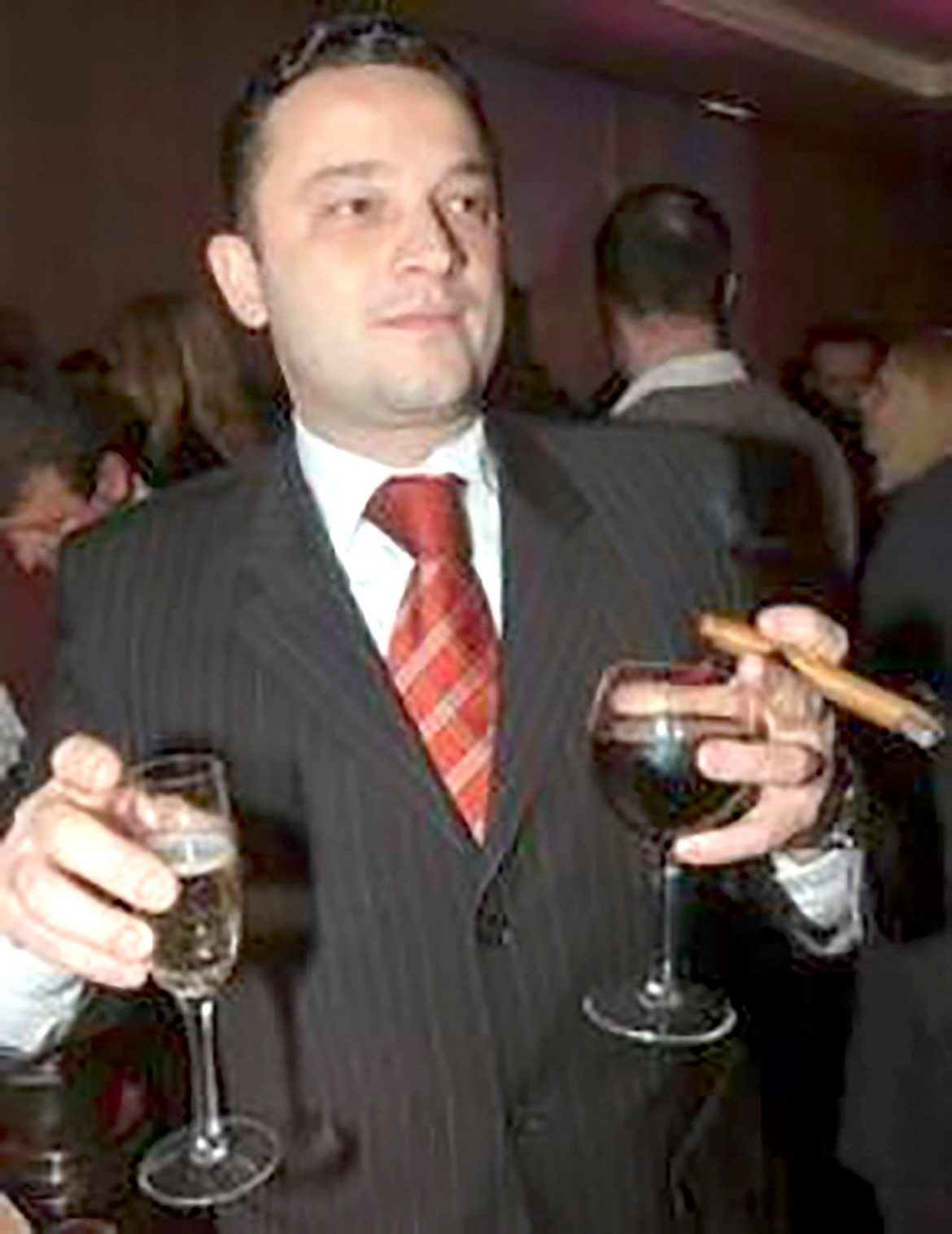 Makedonski biznismen Jordan Kamčev odveden u istražni zatvor
