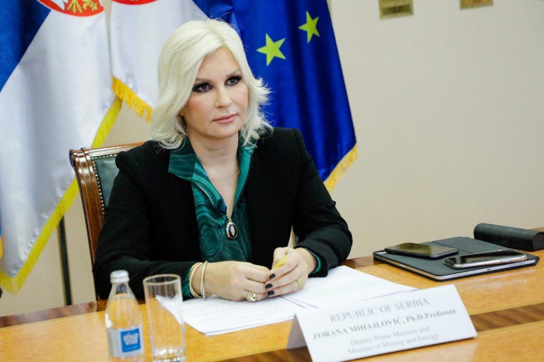 Zorana Mihajlović osudila uvrede Miše Vacića
