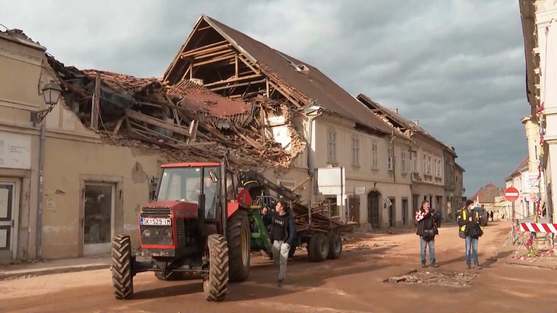 Štete od potresa u Hrvatskoj više od pet milijardi evra