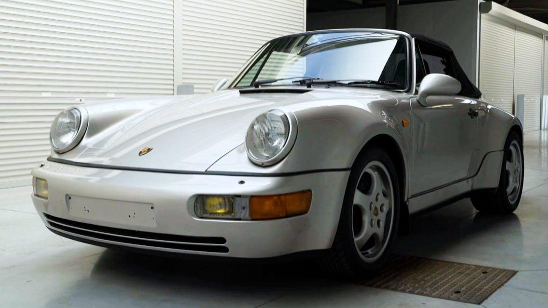 Prodaje se Porsche 911 kojeg je vozio samo Maradona