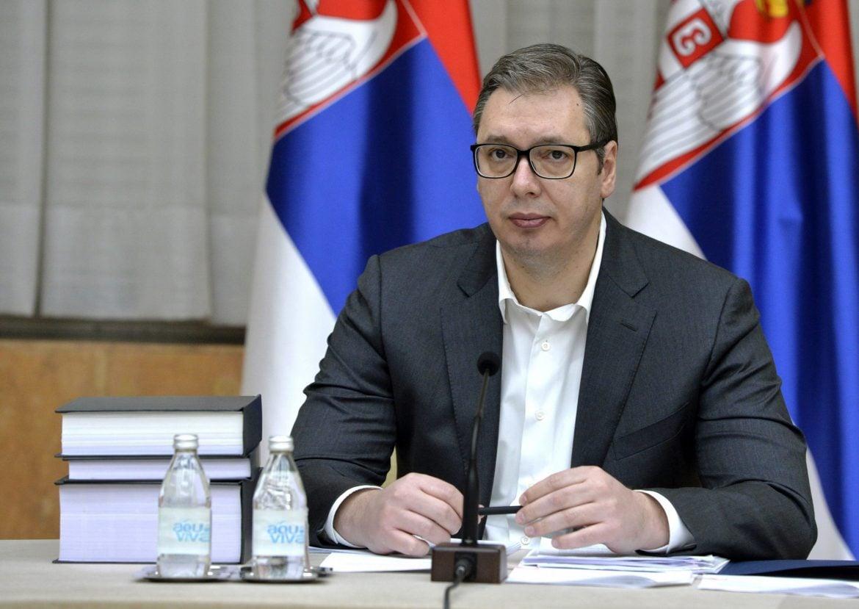 Vučić: Neke opozicione partije ne žele strance u dijalogu