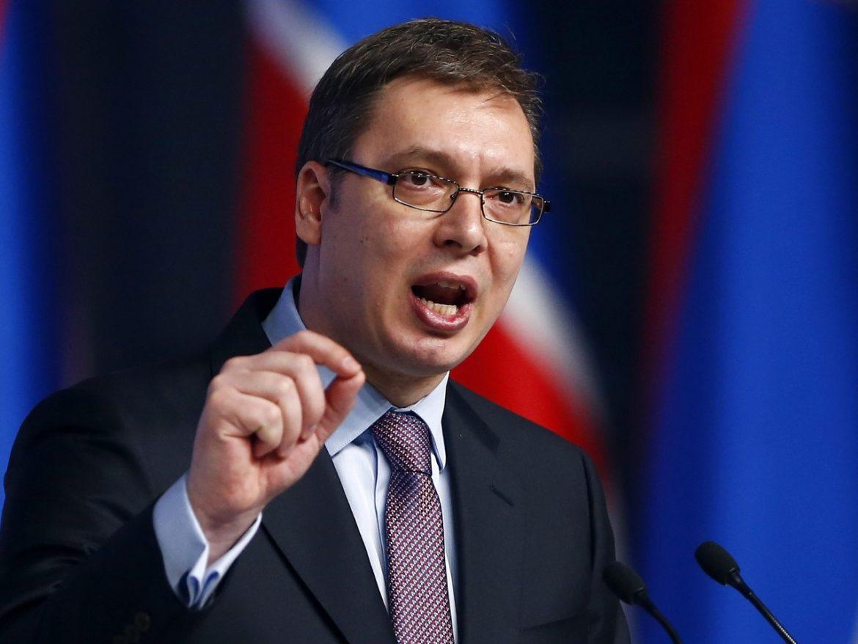 Vučić: Srbi obespravljeni u Crnoj Gori