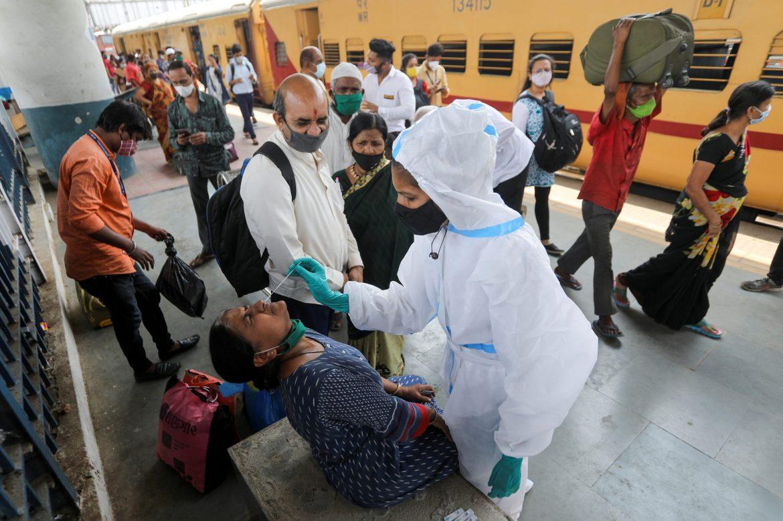 U Indiji najveći broj zaraženih od koronavirusa u jednom danu