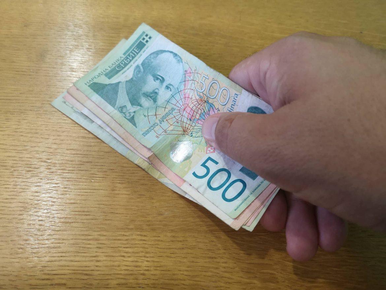 Danas isplata martovske naknade za nezaposlene