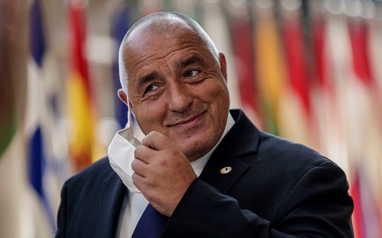 Borisov tvrdi da neće voditi novu bugarsku vladu
