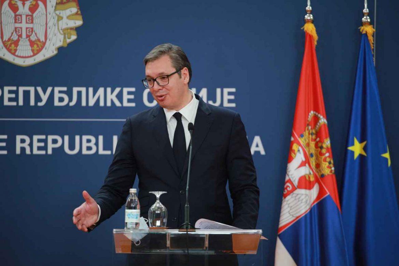 Vučić: Vesić nije bio odgovoran ali ko je od nas bezgrešan