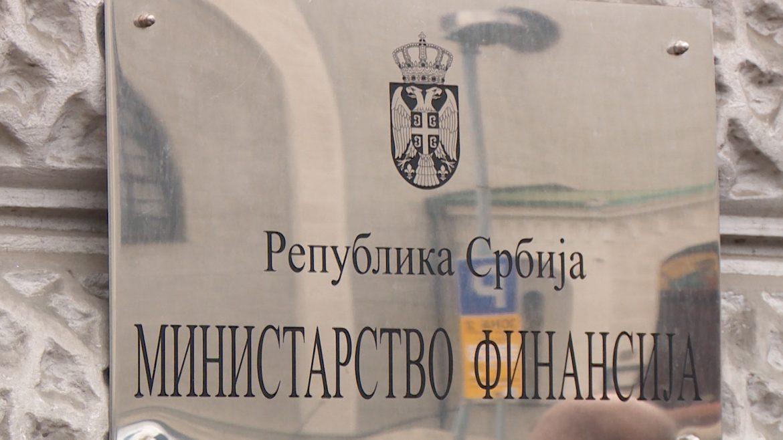 Javni dug Srbije na kraju februara 53,5 odsto BDP-a