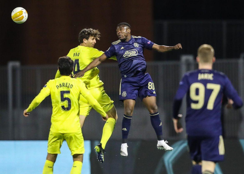Dinamo – Viljareal 0:1