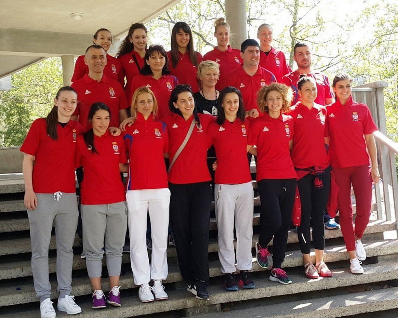 Košarkašice Srbije počinju pripreme za Evrobasket i Olimpijske Igre