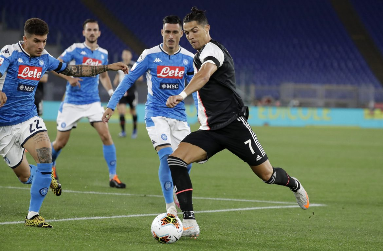 Juventus savladao Napoli sa 2:1