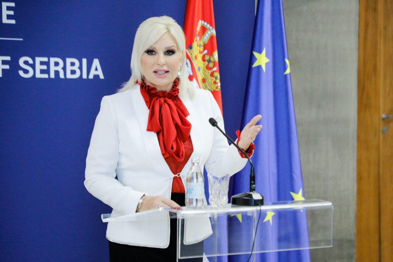 Mihajlović: Neophodno da registar pedofila zaista zaživi