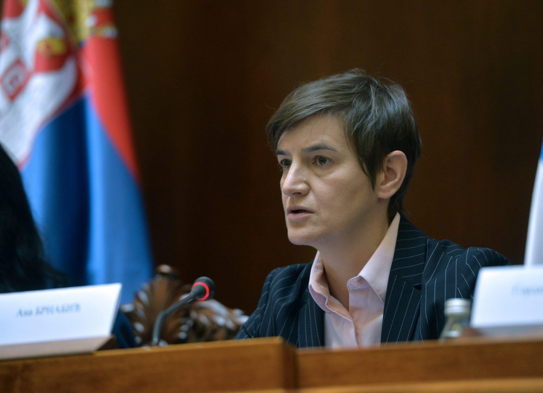 Brnabić: Vlada dobila odobrenje Venecijanske komisije za promenu Ustava