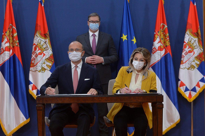 Srbija dobila 86 miliona evra od EU