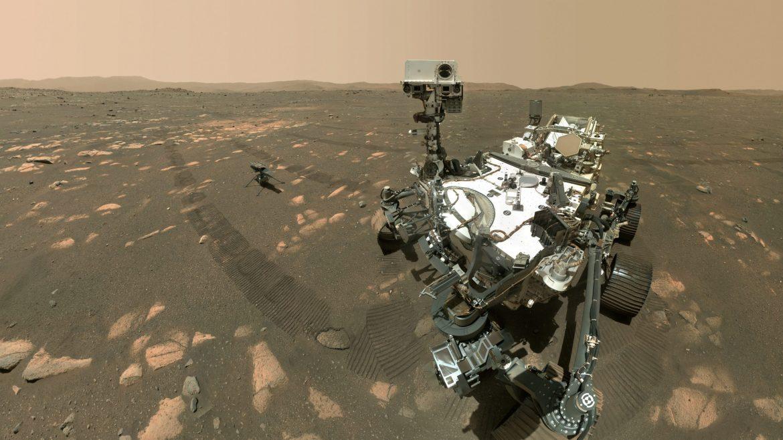 NASA odložila prvi let mini helikopterom na Marsu