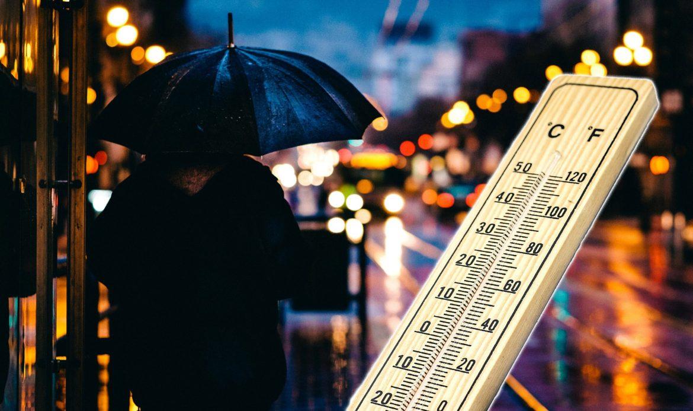 Danas grmljavina i pljuskovi, za vikend pad temperature