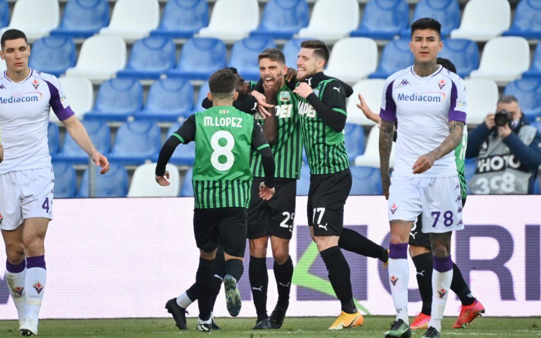 Sasuolo – Fiorentina 3:1