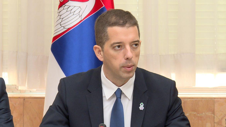 Đurić: Beograd Kurtiju neće dozvoliti jezik pretnji i ucena