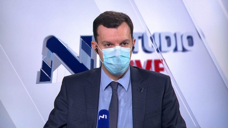 Zelić: Jedna blaga neželjena reakcija na 3.973 imunizovana