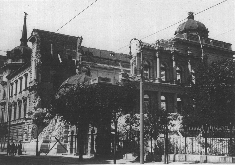 Godišnjica savezničkog bombardovanja Beograda