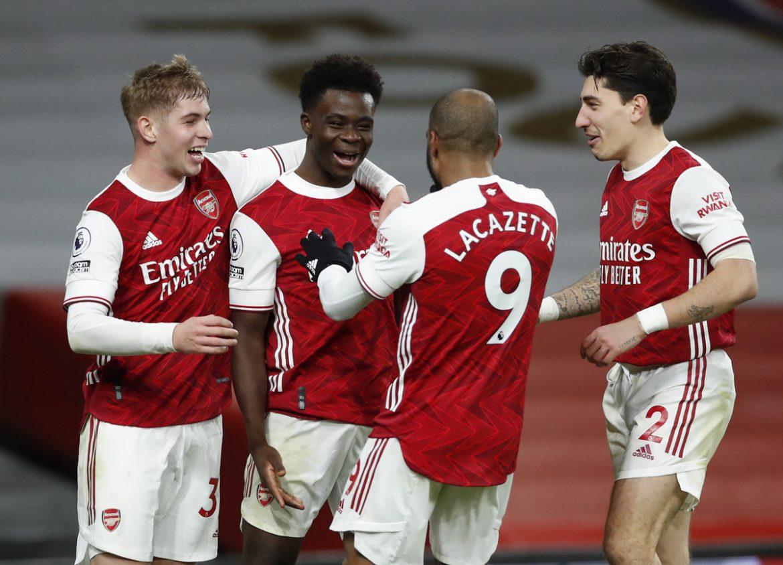 Arsenal – Slavija nerešeno
