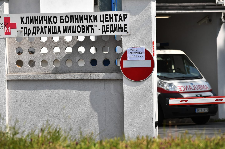 KBC Mišović: Dupliran broj najmladjih pacijenata
