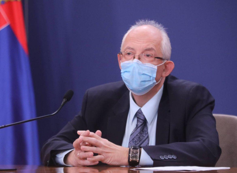 Kon: Ozbiljno shvatiti predlog obavezne vakcinacije za zdravstvene radnike