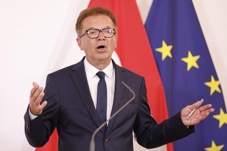 Austrijski ministar zdravlja Rudolf Anšober podneo ostavku