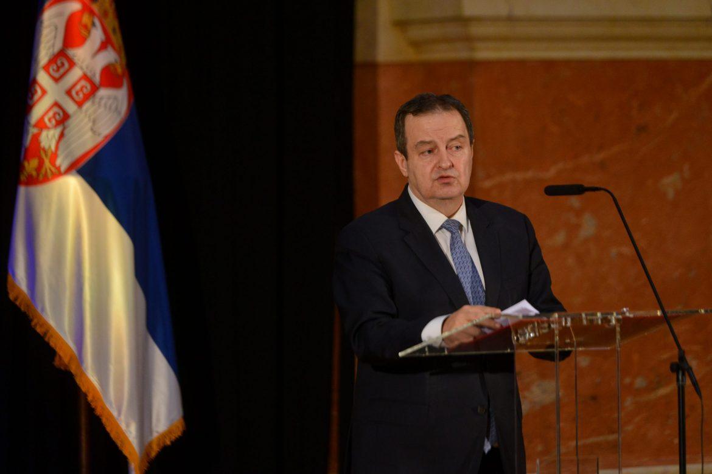 Dačić za 28. april zakazao sastanak sa strankama koje ne žele učešće stranaca
