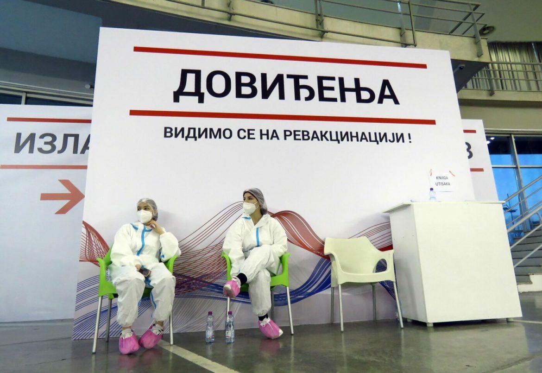 Srbija: Date 2.882.854 doze vakcine, 1.166.011 revakcinisanih