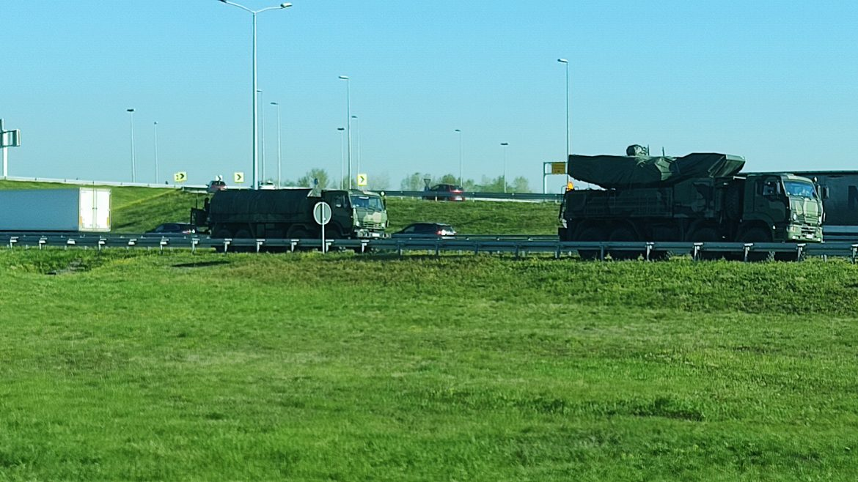 "Raketa ""pancir-S"" ispala iz kamiona, povređen pripadnik VS"