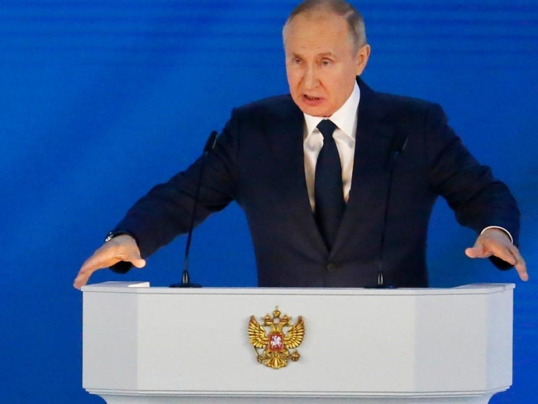 Putin proglasio 10 prazničnih dana zbog borbe protiv koronavirusa