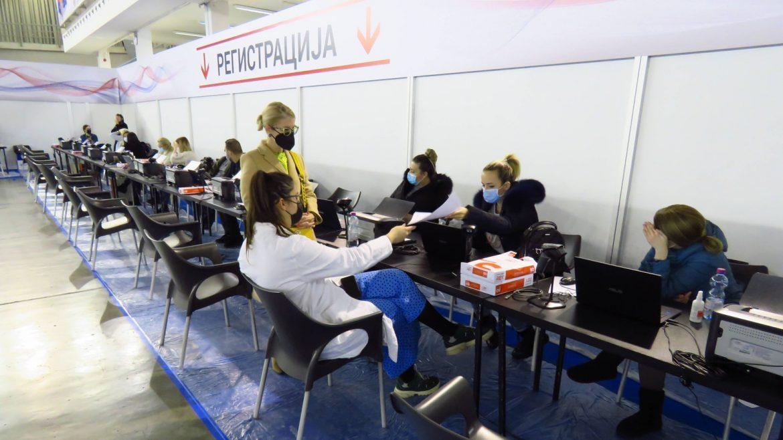 U Srbiji dato 3.041.740 doza vakcina, 1.220.993 osobe revakcinisane